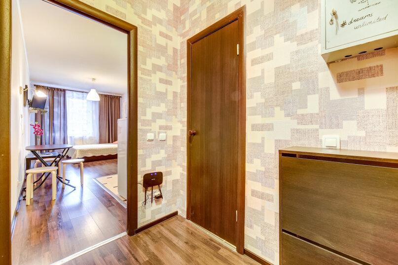 1-комн. квартира, 27 кв.м. на 3 человека, Пулковская улица, 8к4, Санкт-Петербург - Фотография 2