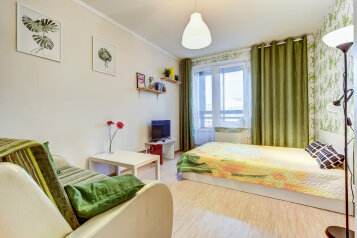 1-комн. квартира, 27 кв.м. на 3 человека, Пулковская улица, 8к2, Санкт-Петербург - Фотография 1
