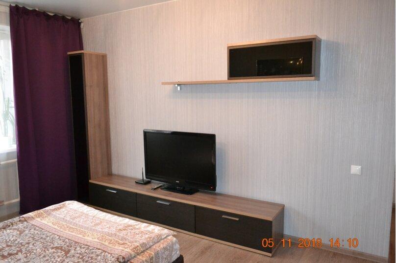 1-комн. квартира, 48 кв.м. на 4 человека, улица Юлиуса Фучика, 58Б, Казань - Фотография 3
