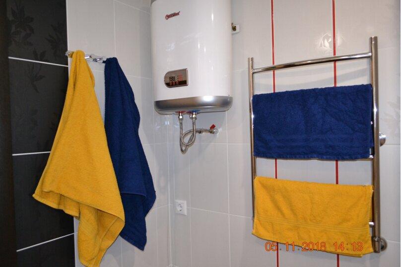 1-комн. квартира, 48 кв.м. на 4 человека, улица Юлиуса Фучика, 58Б, Казань - Фотография 7