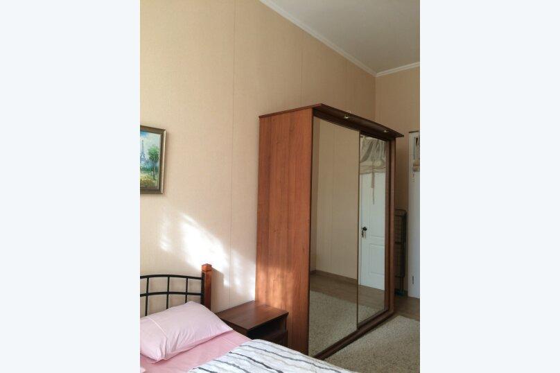 2-комн. квартира, 60 кв.м. на 4 человека, проспект Нахимова, 7, Севастополь - Фотография 14