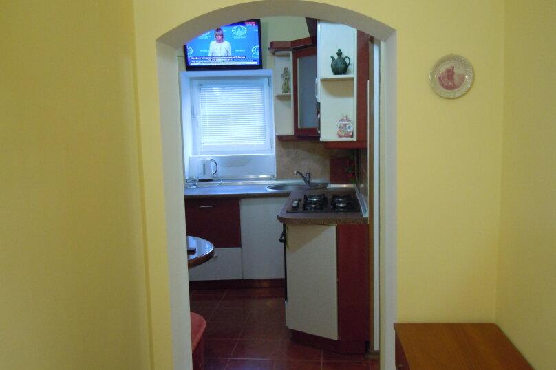 2-комн. квартира, 50 кв.м. на 4 человека, улица Дёмышева, 16, Евпатория - Фотография 23