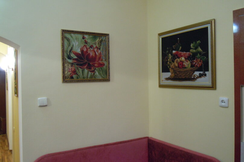 2-комн. квартира, 50 кв.м. на 4 человека, улица Дёмышева, 16, Евпатория - Фотография 24