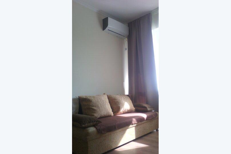 1-комн. квартира, 35 кв.м. на 5 человек, Ялтинская улица, 4к2, село Сукко - Фотография 8