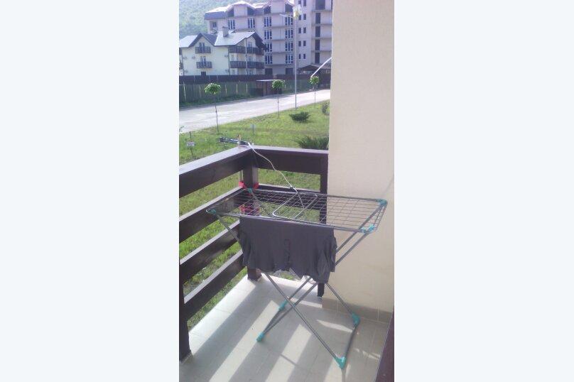 1-комн. квартира, 35 кв.м. на 5 человек, Ялтинская улица, 4к2, село Сукко - Фотография 10