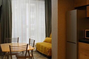 2-комн. квартира, 45 кв.м. на 6 человек, Крымская улица, 89, село Мамайка, Сочи - Фотография 1