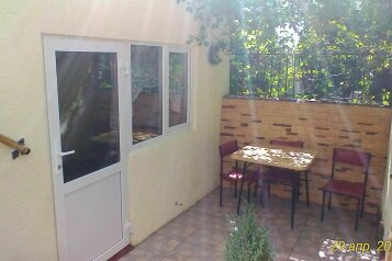 3-комн. квартира, 60 кв.м. на 6 человек, улица Калинина, 13, Алупка - Фотография 1