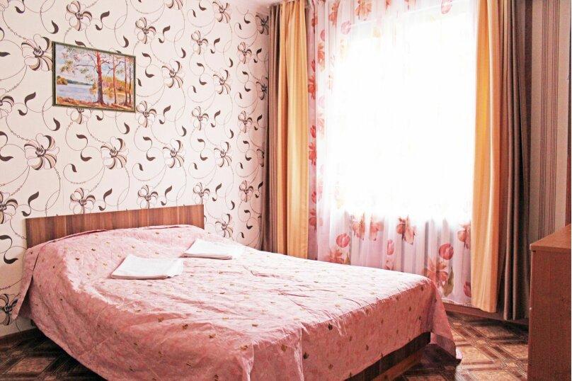 (23)Эконом-стандарт с кондиционером для 3х гостей, Лазурная улица, 12, Адлер - Фотография 1