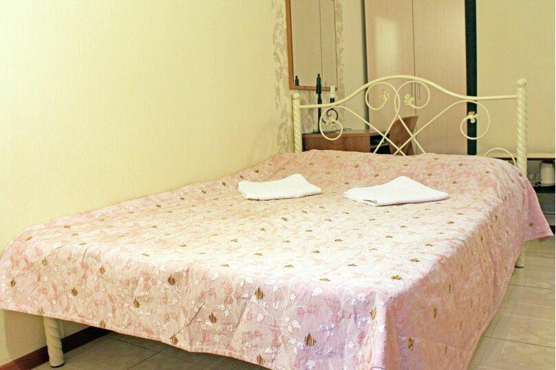 (12)Номер с удобствами для 3х или 4х гостей, Лазурная улица, 12, Адлер - Фотография 1