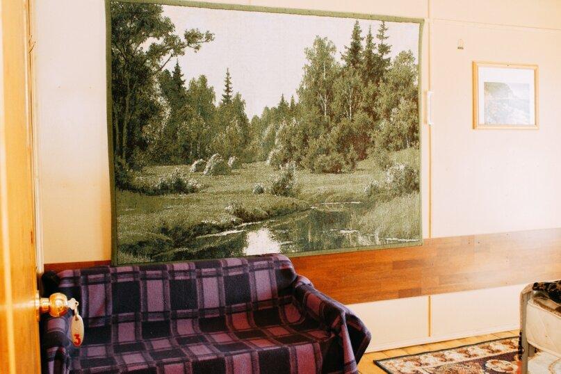 Дом на Селигере с баней, 76 кв.м. на 6 человек, 3 спальни, центральная, 56, Осташков - Фотография 9