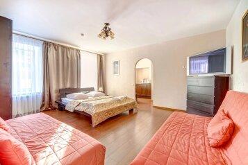 1-комн. квартира, 35 кв.м. на 4 человека, Загородный проспект, 10, Центральный район, Санкт-Петербург - Фотография 1
