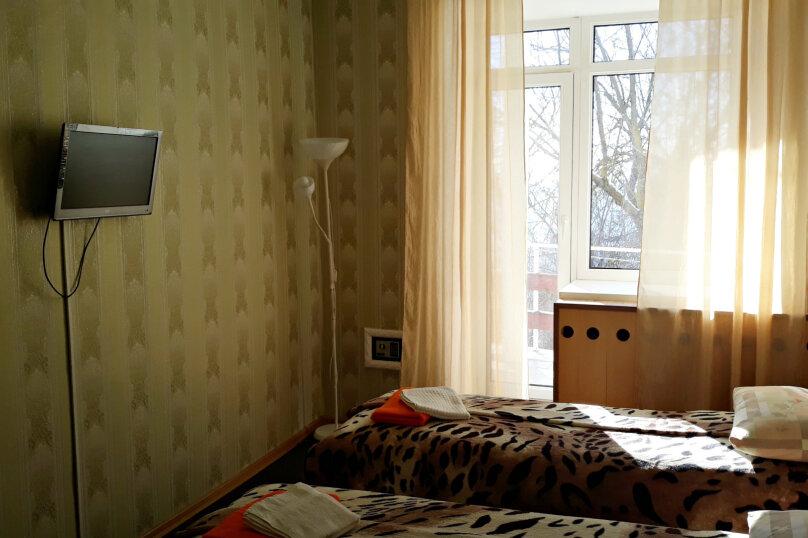 Стандарт двухместный, Набережная улица, 12, поселок Приморский, Феодосия - Фотография 1