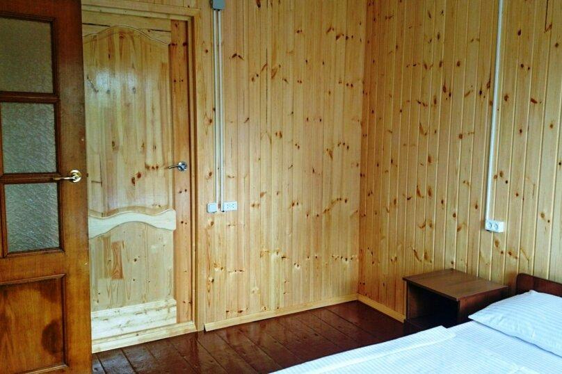 Домик под ключ смежными комнатами, 36 кв.м. на 5 человек, 2 спальни, пос. Псырцха, ул. Шаумяна, 15, Новый Афон - Фотография 10