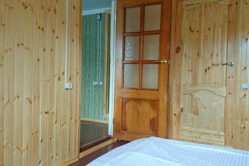 Домик под ключ смежными комнатами, 36 кв.м. на 5 человек, 2 спальни, пос. Псырцха, ул. Шаумяна, 15, Новый Афон - Фотография 12