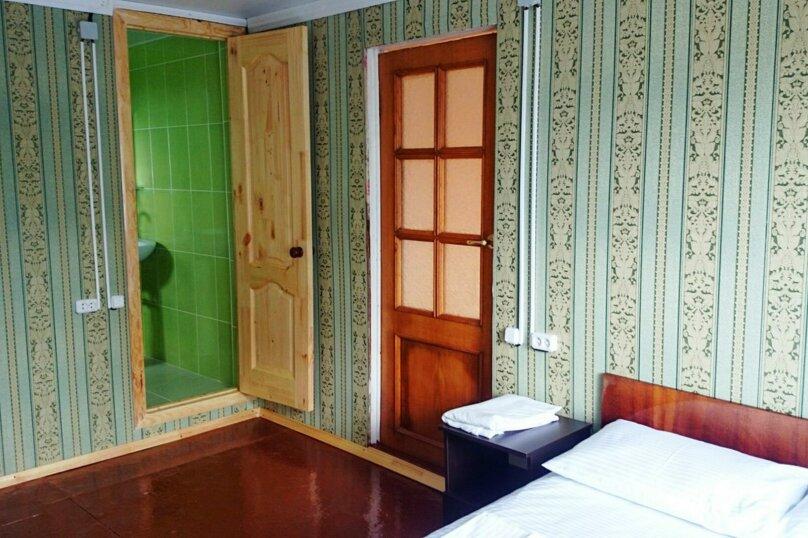 Домик под ключ смежными комнатами, 36 кв.м. на 5 человек, 2 спальни, пос. Псырцха, ул. Шаумяна, 15, Новый Афон - Фотография 13