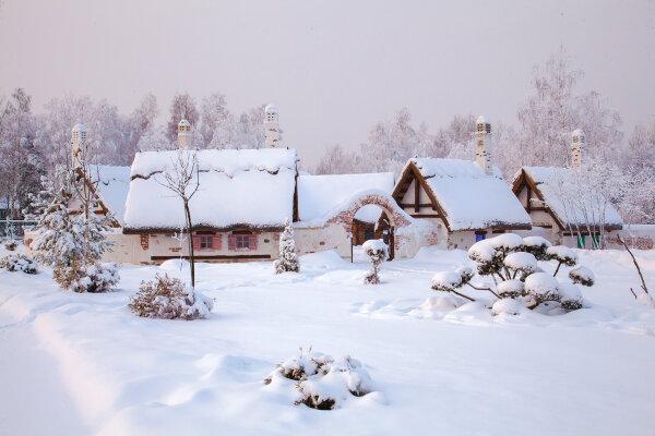 Загородный семейный клуб для отдыха, село Рождествено, Церковная на 17 номеров - Фотография 1