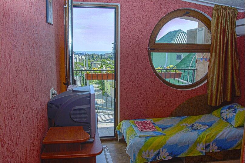 2-х местный люкс (две односпальные кровати) 2-й этаж, улица 14 апреля, 12, Судак - Фотография 1
