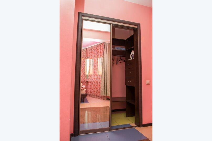 2-комн. квартира, 85 кв.м. на 6 человек, улица Дзержинского, 20, Иркутск - Фотография 11