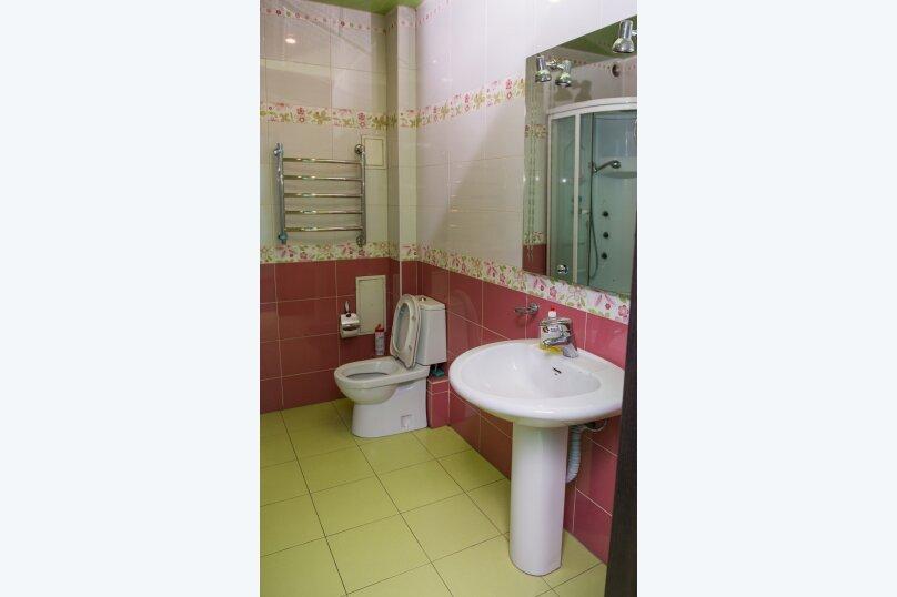2-комн. квартира, 85 кв.м. на 6 человек, улица Дзержинского, 20, Иркутск - Фотография 13