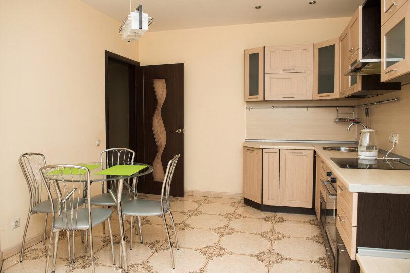 1-комн. квартира, 65 кв.м. на 4 человека, улица Дзержинского, 20, Иркутск - Фотография 3