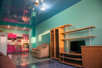 2-комн. квартира, 85 кв.м. на 6 человек, улица Дзержинского, 20, Иркутск - Фотография 1