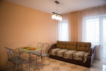 1-комн. квартира, 68 кв.м. на 4 человека, улица Дзержинского, 20, Иркутск - Фотография 1