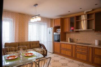 1-комн. квартира, 53 кв.м. на 4 человека, улица Дзержинского, 20, Иркутск - Фотография 2