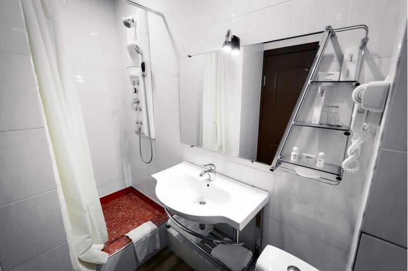 """Отель """"FORUM PLAZA"""", Уральская улица, 87 на 150 номеров - Фотография 12"""