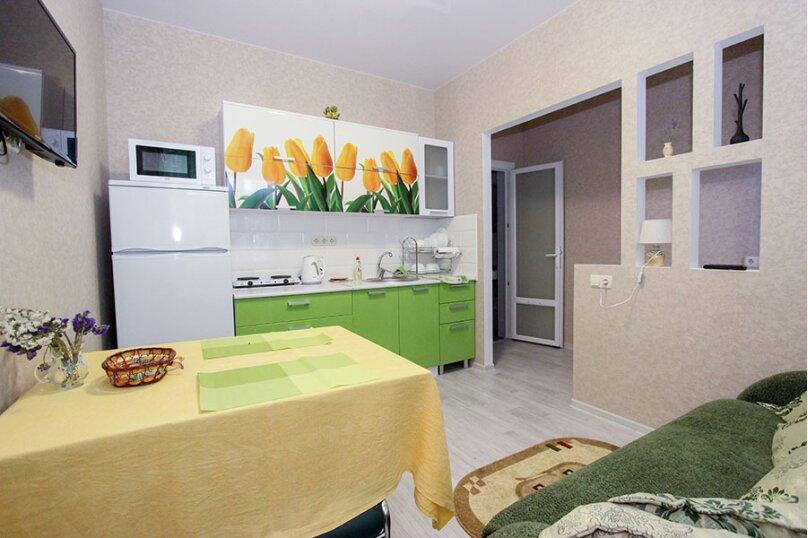 1-комн. квартира, 45 кв.м. на 5 человек, Черноморская набережная, 1И, Феодосия - Фотография 7