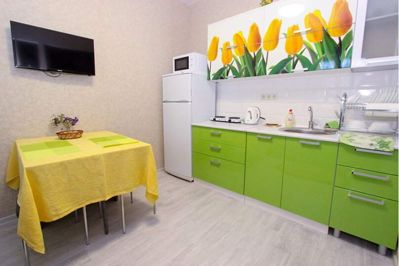 1-комн. квартира, 45 кв.м. на 5 человек, Черноморская набережная, 1И, Феодосия - Фотография 1