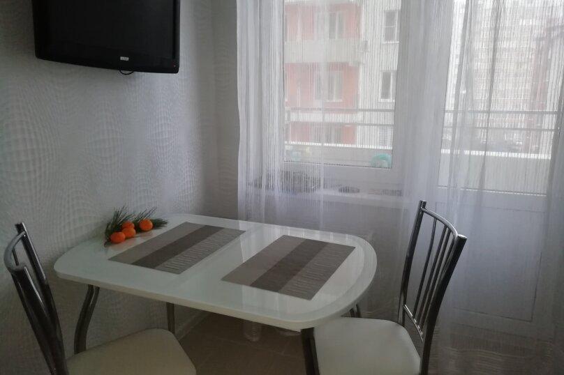 2-комн. квартира, 40 кв.м. на 3 человека, улица Лермонтова, 116к2, Анапа - Фотография 5
