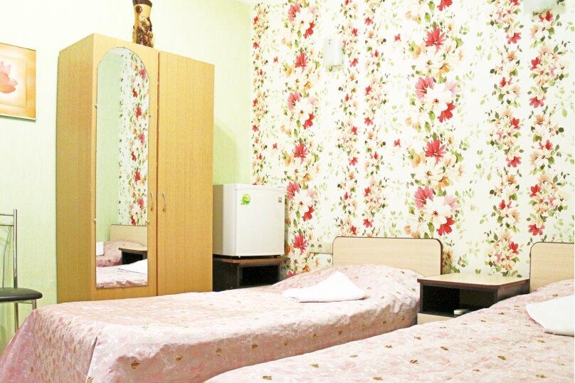 (16)Номер с удобствами с раздельными кроватями для 2х гостей, Лазурная улица, 12, Адлер - Фотография 1