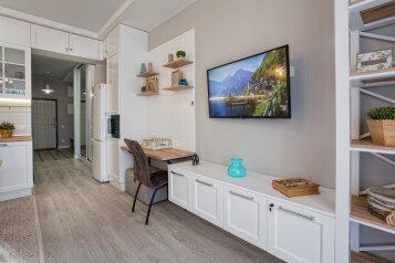 2-комн. квартира, 48 кв.м. на 4 человека, шоссе Дражинского, 2Е, Отрадное, Ялта - Фотография 4