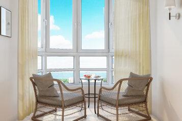Апартаменты с видом на море, улица Верхняя Дорога на 5 номеров - Фотография 3