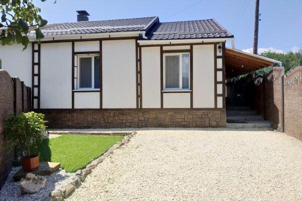 Дом, 80 кв.м. на 4 человека, 2 спальни, Вишнёвая улица, 2, Соколиное - Фотография 1