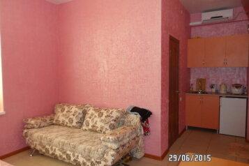 1-комн. квартира, 22 кв.м. на 4 человека, Сигнальная улица, 30Ас8, Черноморское - Фотография 4