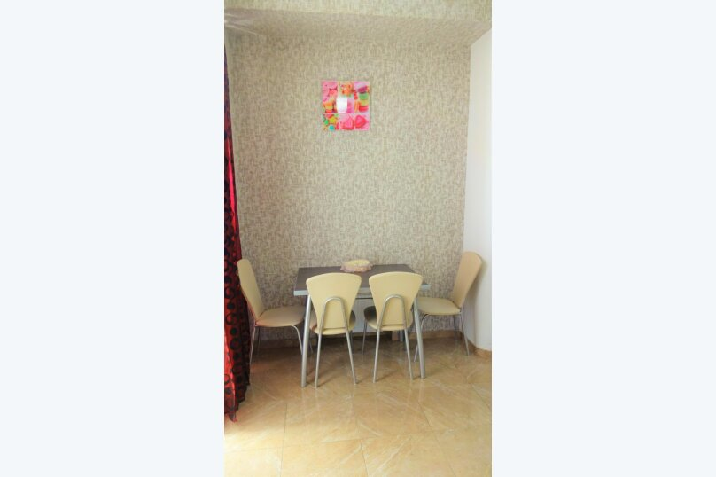 2-комн. квартира, 60 кв.м. на 4 человека, улица Платона Иоселиани, 12, Тбилиси - Фотография 4
