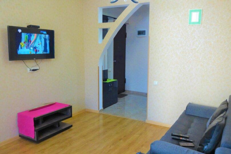 2-комн. квартира, 60 кв.м. на 4 человека, улица Платона Иоселиани, 12, Тбилиси - Фотография 6