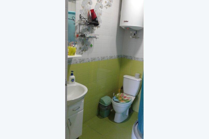 1-й этаж под ключ, 80 кв.м. на 7 человек, 2 спальни, Комарова, 6, Береговое, Феодосия - Фотография 5