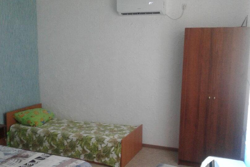 1-й этаж под ключ, 80 кв.м. на 7 человек, 2 спальни, Комарова, 6, Береговое, Феодосия - Фотография 8