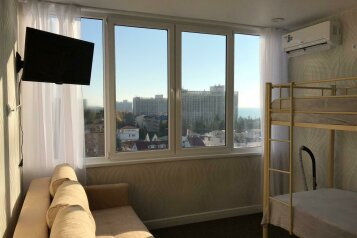 1-комн. квартира, 22 кв.м. на 4 человека, улица Чкалова, Адлер - Фотография 2