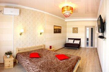 1-комн. квартира, 44 кв.м. на 3 человека, улица Пожарова, Севастополь - Фотография 2