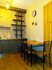 2-комн. квартира, 49 кв.м. на 4 человека, улица Платона Иоселиани, Тбилиси - Фотография 4