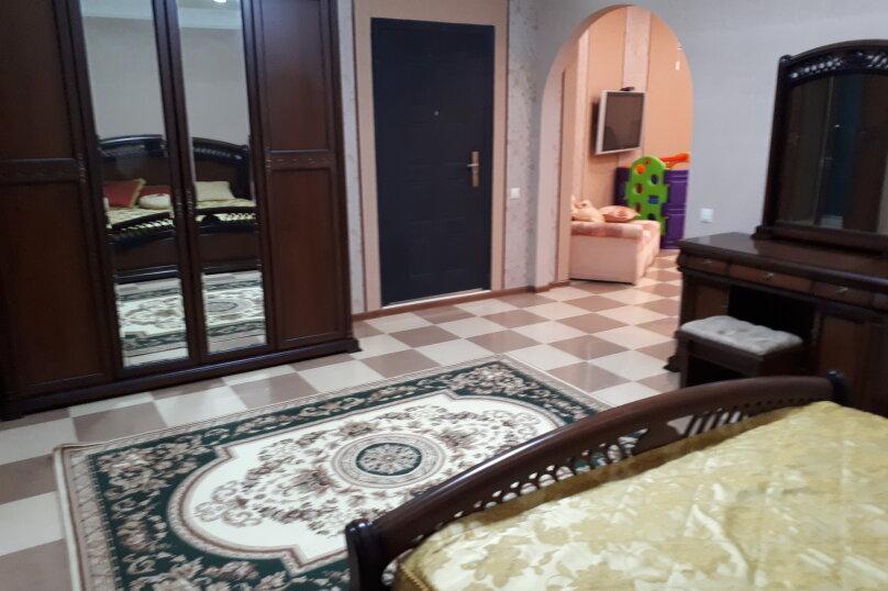 Первый этаж трехэтажного дома, 65 кв.м. на 6 человек, 2 спальни, Вишневая улица, 18, село Супсех, Анапа - Фотография 14