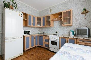 1-комн. квартира, 40 кв.м. на 4 человека, Новогодняя улица, 12/1, Площадь Маркса, Новосибирск - Фотография 3
