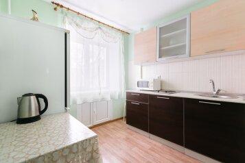 1-комн. квартира, 35 кв.м. на 4 человека, Новогодняя, 13, Площадь Маркса, Новосибирск - Фотография 2