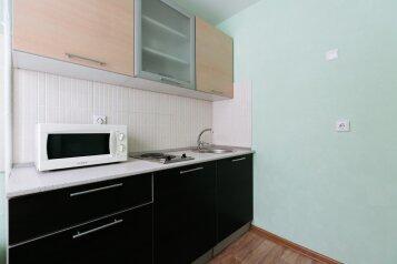 1-комн. квартира, 35 кв.м. на 4 человека, Новогодняя, 13, Площадь Маркса, Новосибирск - Фотография 4