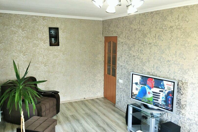 2-комн. квартира, 56 кв.м. на 5 человек, Фрунзенское шоссе, 16, Партенит - Фотография 4