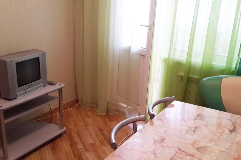 2-комн. квартира, 56 кв.м. на 5 человек, Фрунзенское шоссе, 16, Партенит - Фотография 9