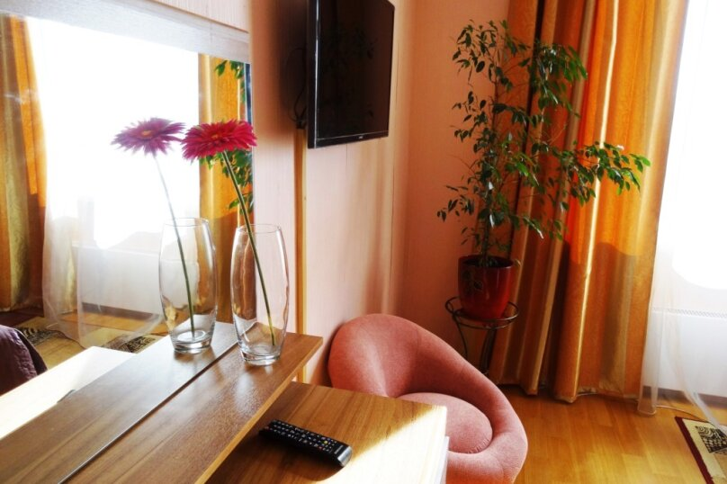 1-комн. квартира, 40 кв.м. на 3 человека, Волжская набережная, 23, Нижний Новгород - Фотография 18
